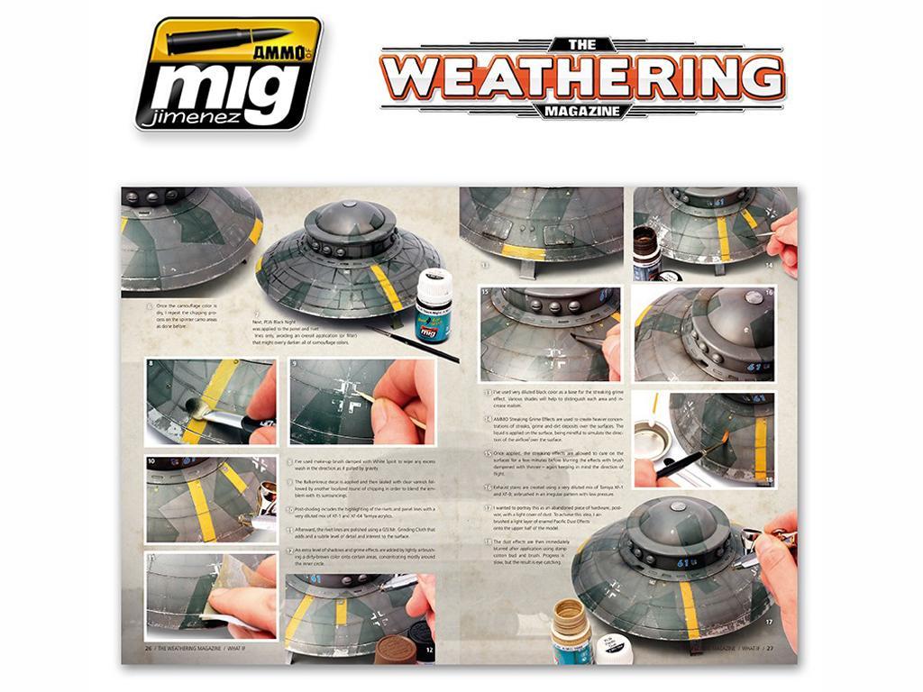 Weathering Número 15 What If (Vista 4)