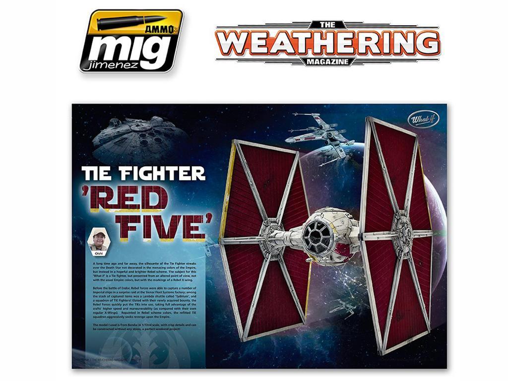 Weathering Número 15 What If (Vista 6)