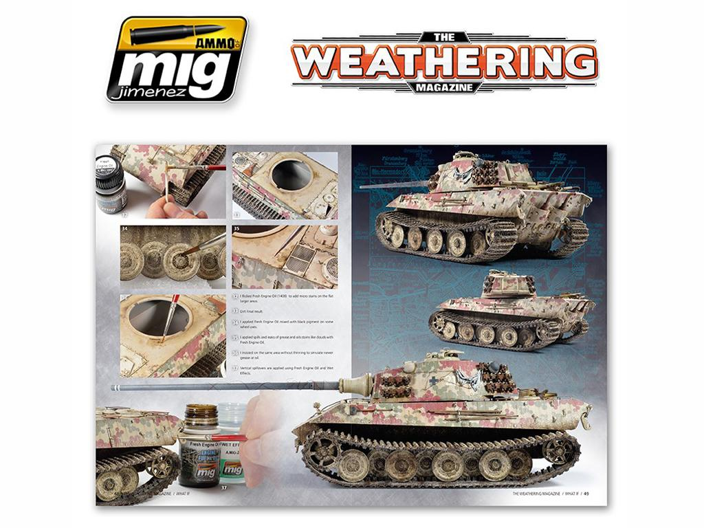 Weathering Número 15 What If (Vista 7)