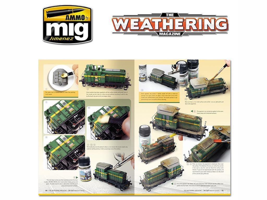 Weathering Die Cast (Vista 2)