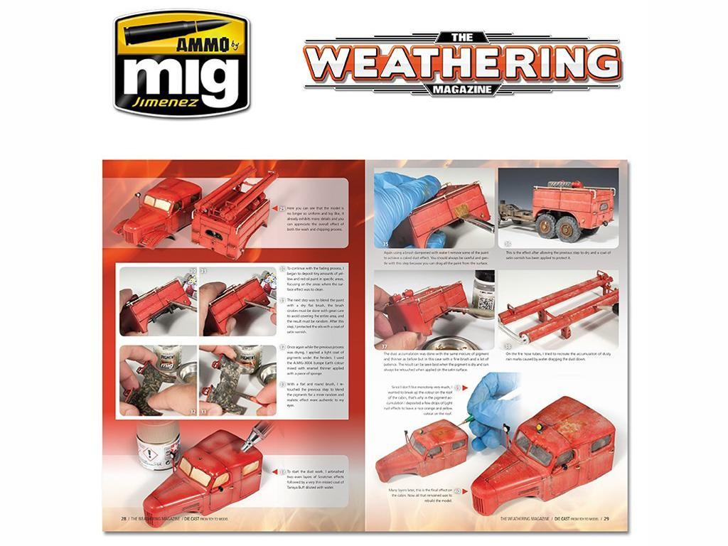 Weathering Die Cast (Vista 4)