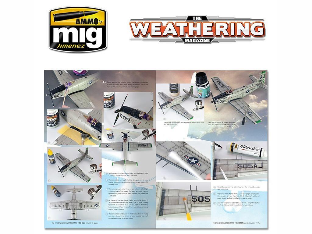 Weathering Die Cast (Vista 6)