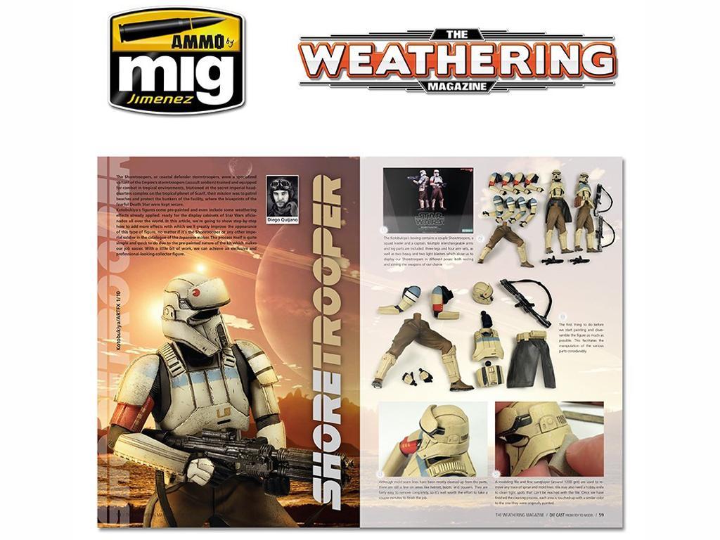 Weathering Die Cast (Vista 7)