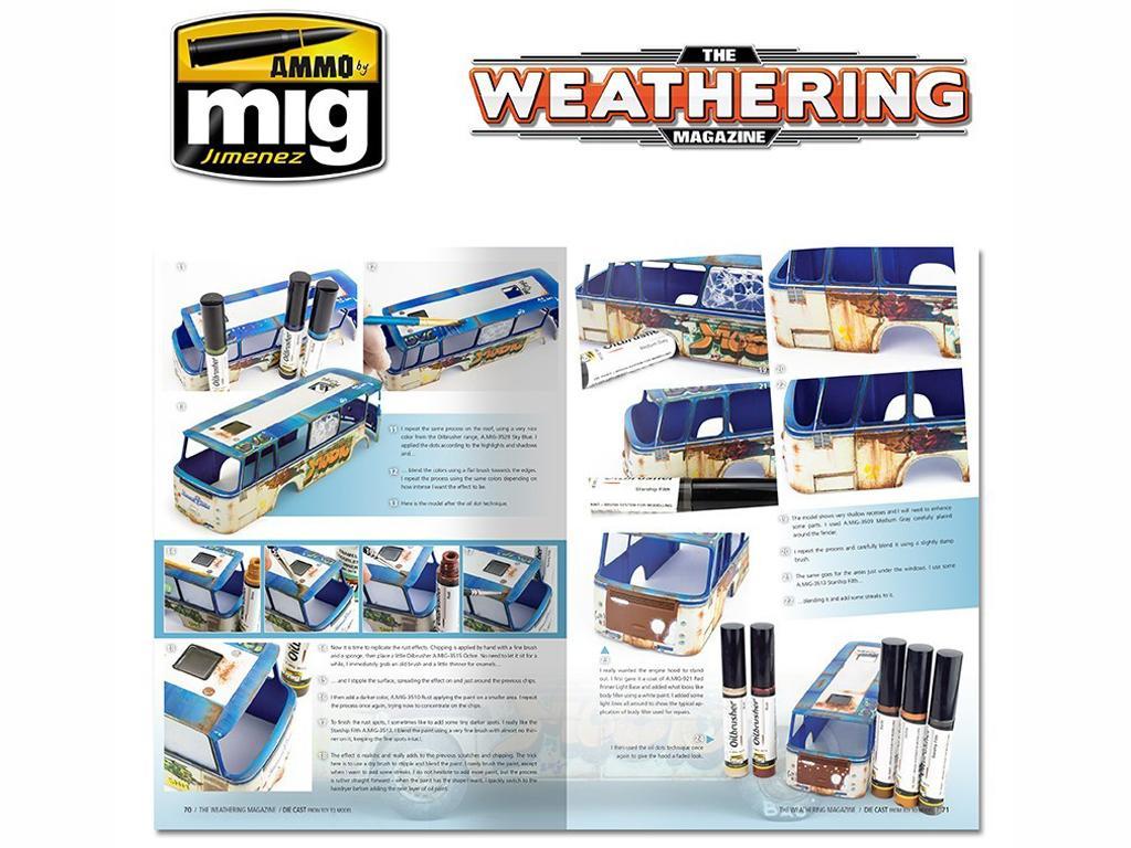 Weathering Die Cast (Vista 8)