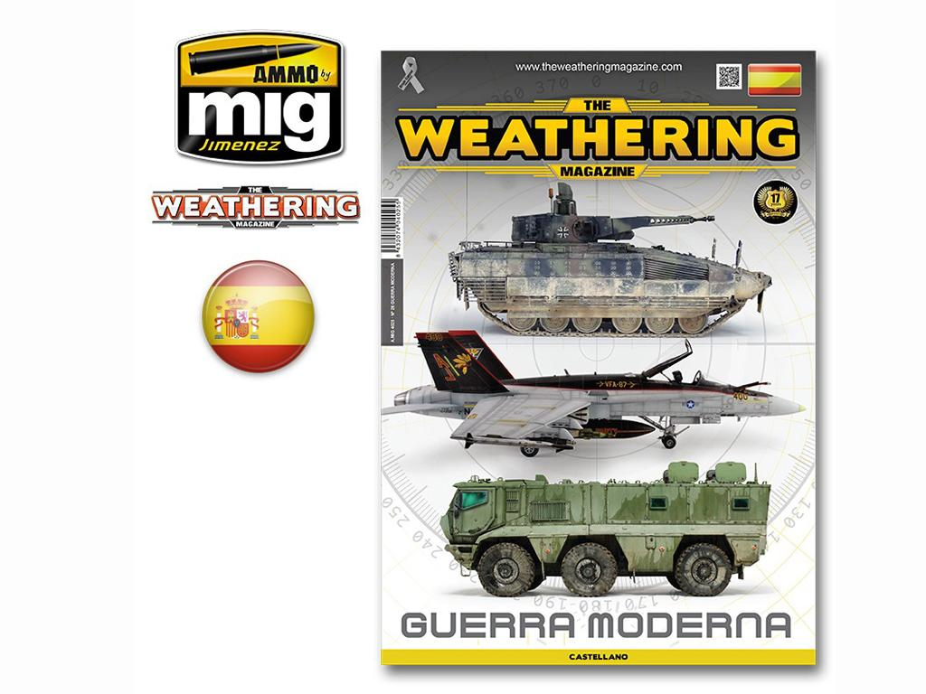 Weathering Magazine - Guerra Moderna (Vista 1)