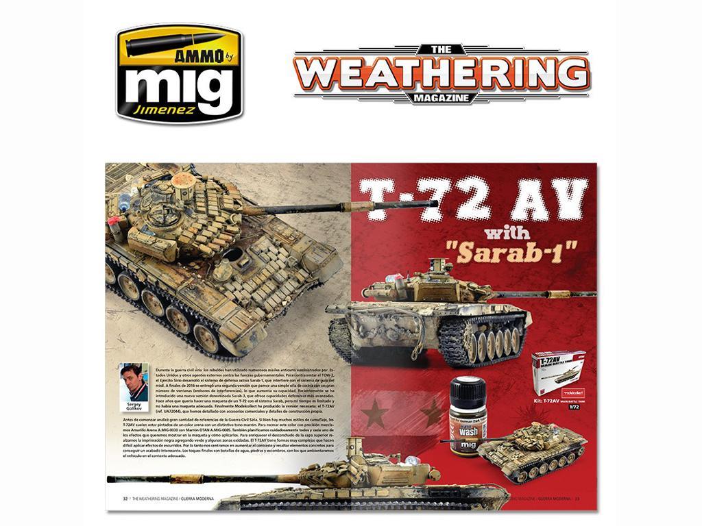 Weathering Magazine - Guerra Moderna (Vista 2)