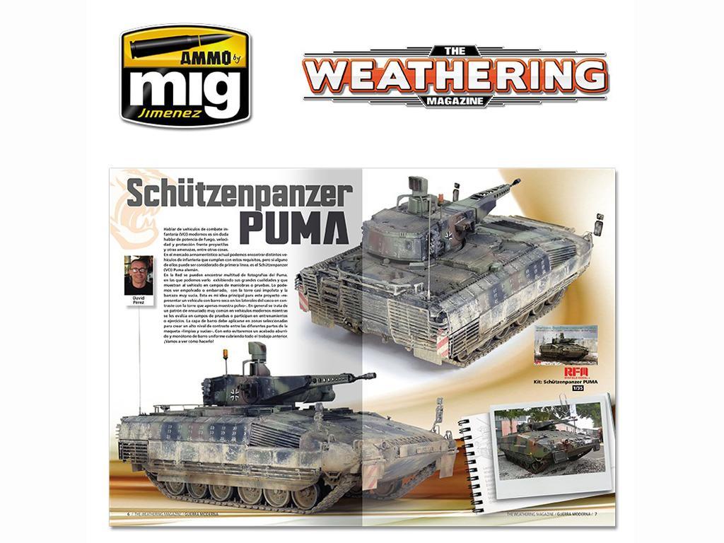 Weathering Magazine - Guerra Moderna (Vista 3)