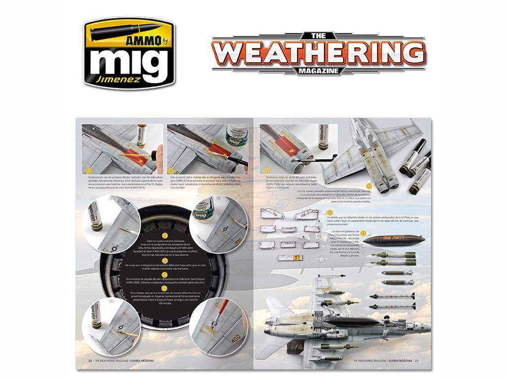 Weathering Magazine - Guerra Moderna (Vista 4)