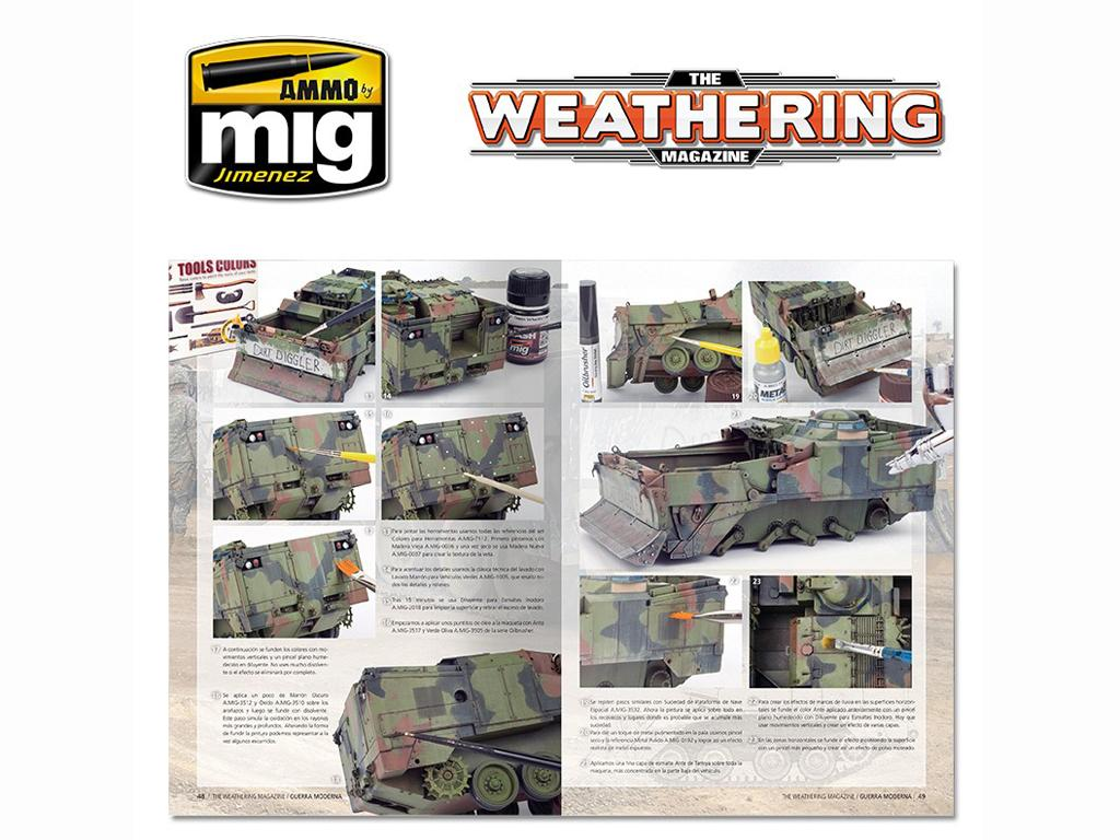 Weathering Magazine - Guerra Moderna (Vista 7)