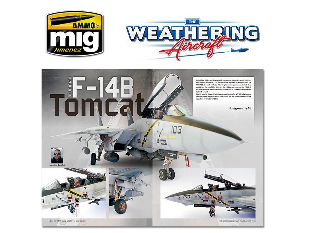Weathering Aircraft - 04 - Colores Base (Vista 3)