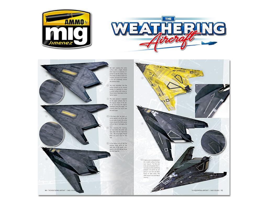 Weathering Aircraft - 04 - Colores Base (Vista 4)