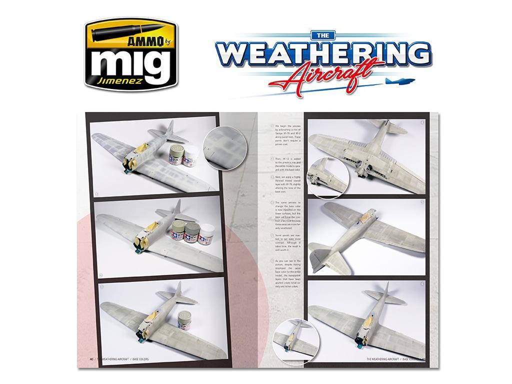 Weathering Aircraft - 04 - Colores Base (Vista 5)