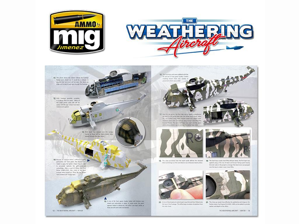 Weathering Aircraft - Invernales (Vista 4)