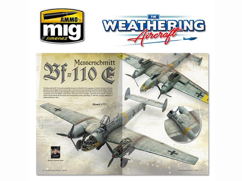 Weathering Aircraft - Invernales (Vista 5)
