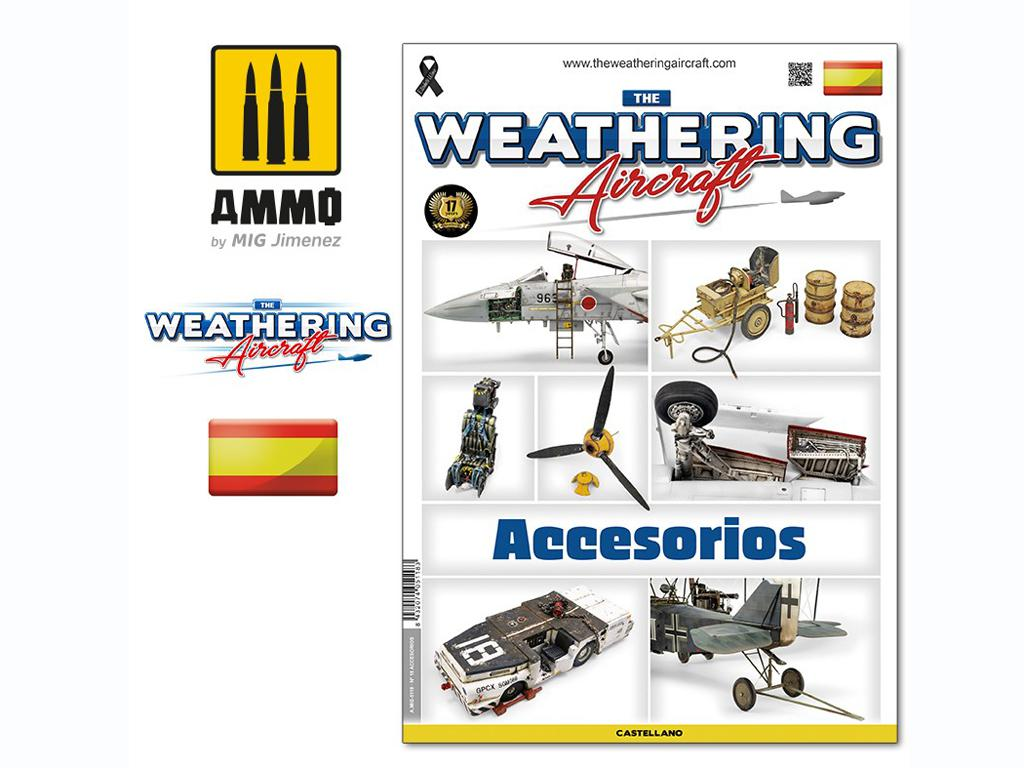 The Weathering Aircraft  Accesorios (Vista 1)