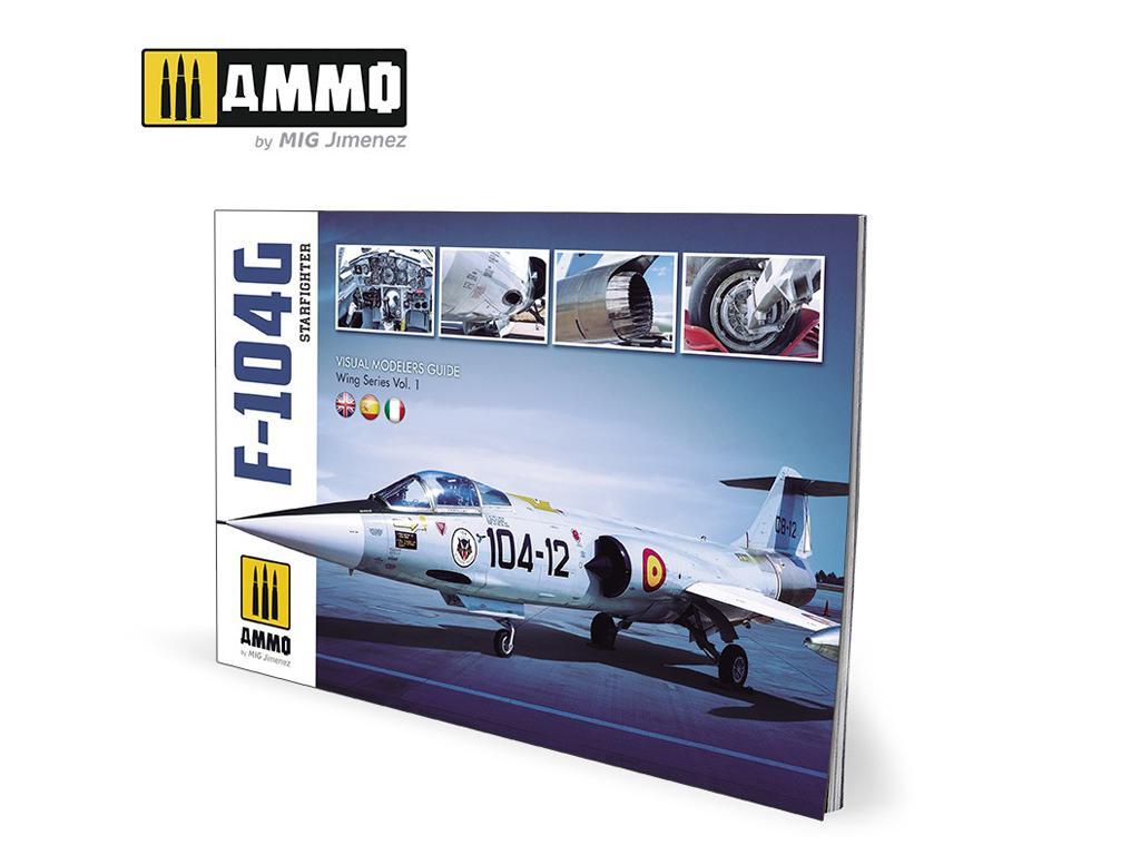 F-104G STARFIGHTER - Visual Modelers Guide (Vista 1)