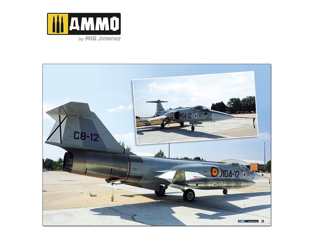 F-104G STARFIGHTER - Visual Modelers Guide (Vista 10)