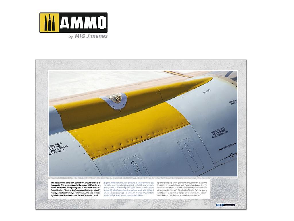 F-104G STARFIGHTER - Visual Modelers Guide (Vista 11)
