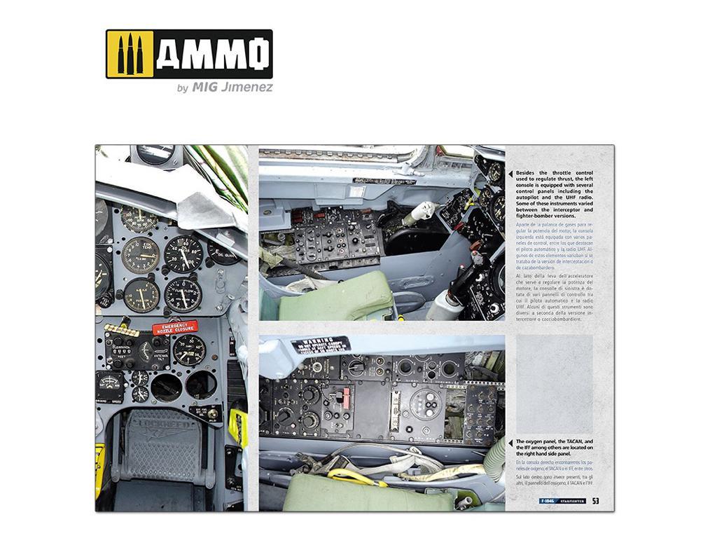 F-104G STARFIGHTER - Visual Modelers Guide (Vista 13)