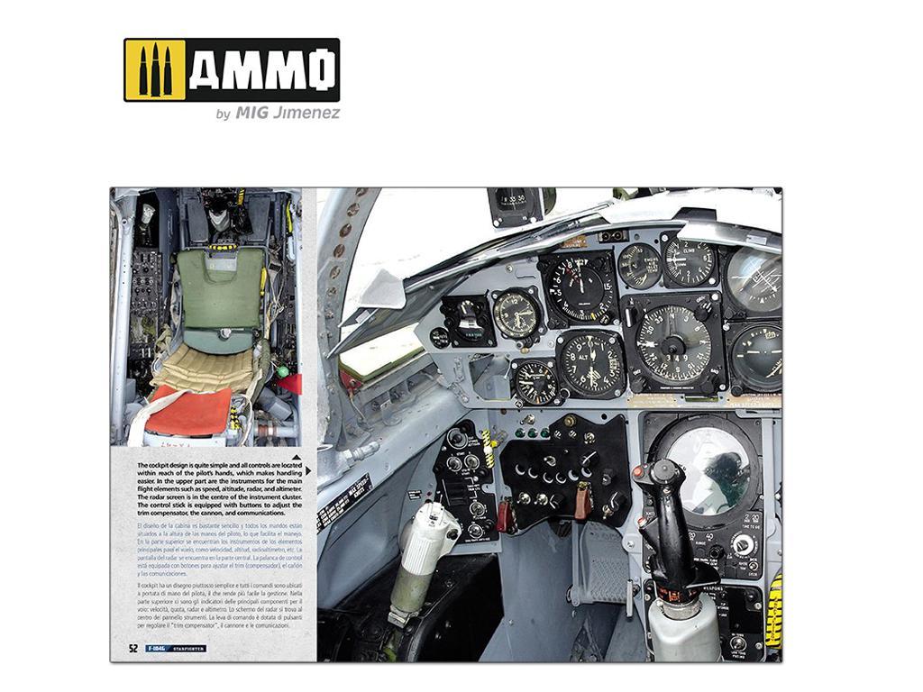 F-104G STARFIGHTER - Visual Modelers Guide (Vista 7)