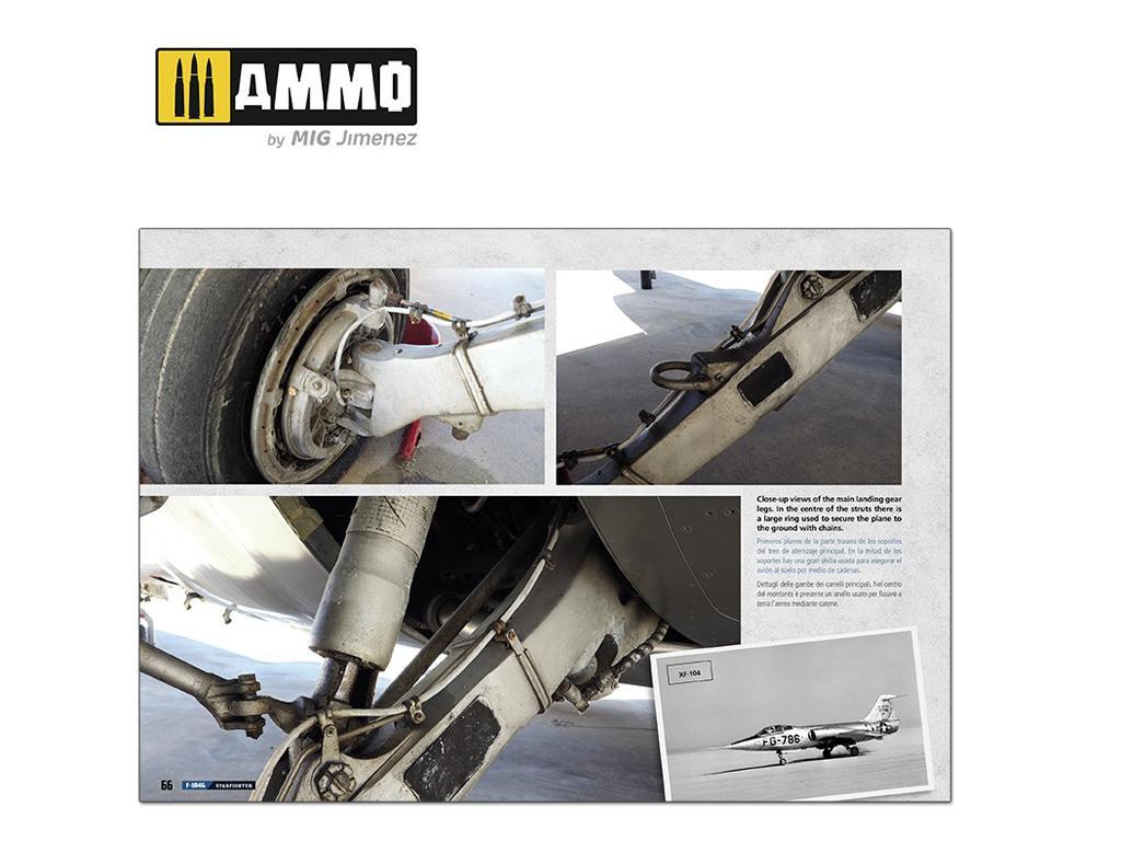 F-104G STARFIGHTER - Visual Modelers Guide (Vista 9)