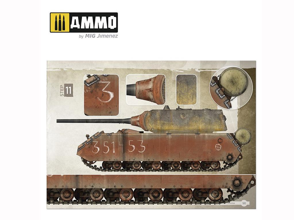 Guía ilustrada de vehículos alemanes de la Segunda Guerra Mundial (Vista 10)