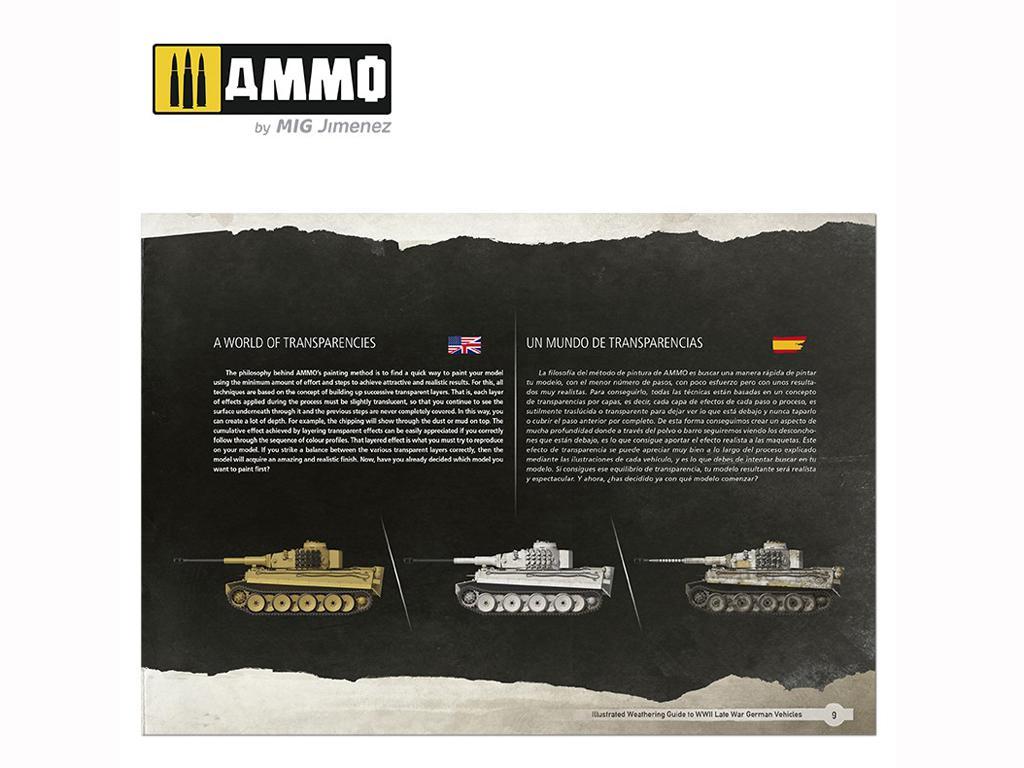 Guía ilustrada de vehículos alemanes de la Segunda Guerra Mundial (Vista 14)