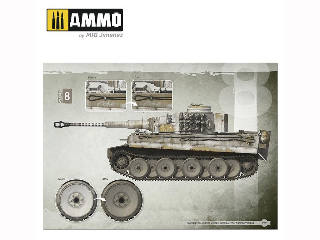 Guía ilustrada de vehículos alemanes de la Segunda Guerra Mundial (Vista 2)