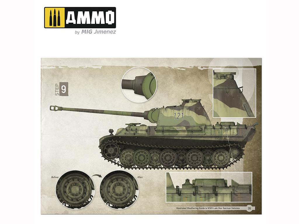 Guía ilustrada de vehículos alemanes de la Segunda Guerra Mundial (Vista 4)