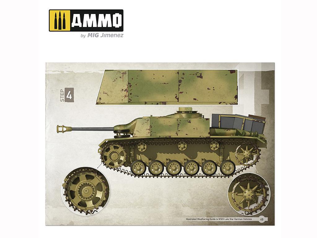 Guía ilustrada de vehículos alemanes de la Segunda Guerra Mundial (Vista 6)