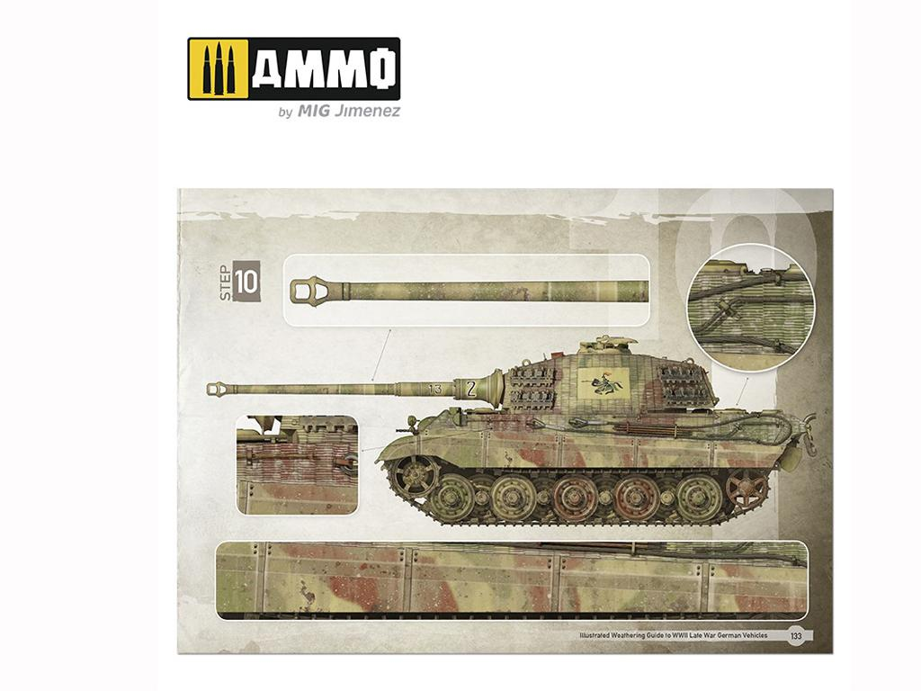 Guía ilustrada de vehículos alemanes de la Segunda Guerra Mundial (Vista 8)