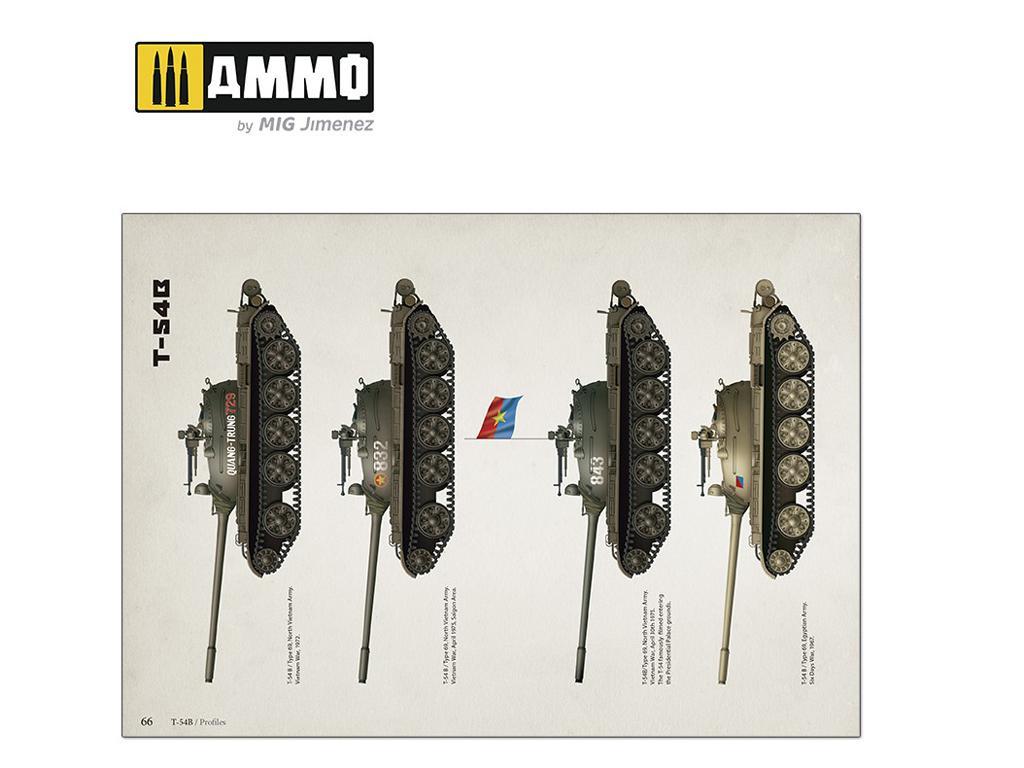 T-54/TYPE 59 – Guia Visual para Modelistas (Vista 14)