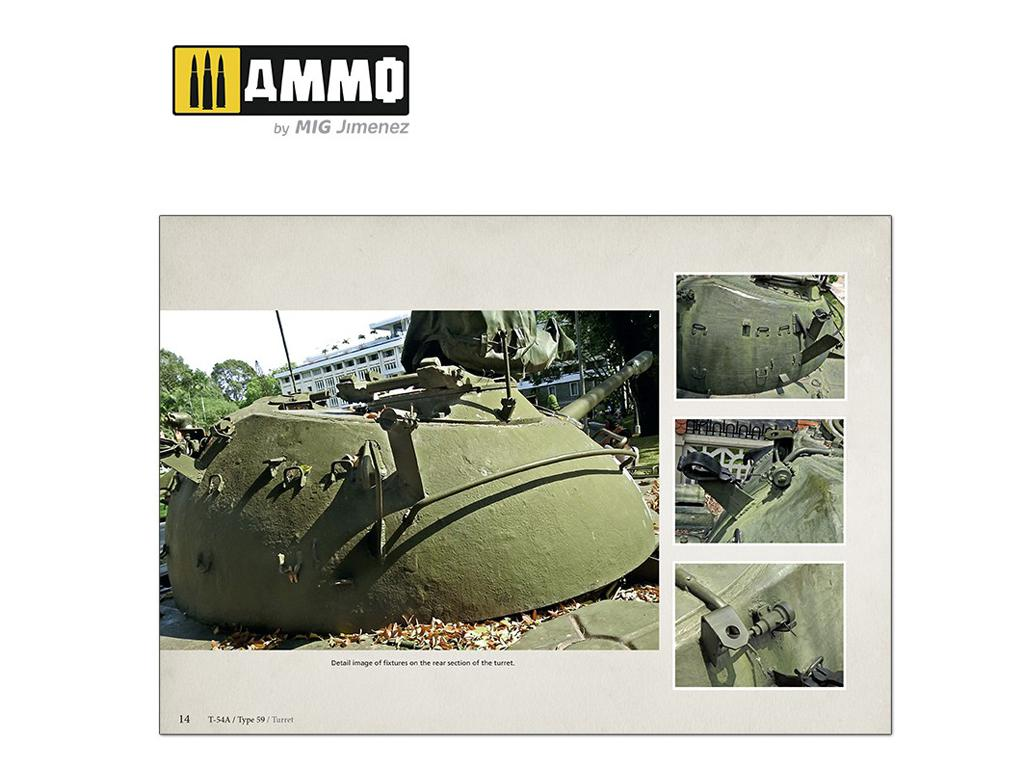 T-54/TYPE 59 – Guia Visual para Modelistas (Vista 3)