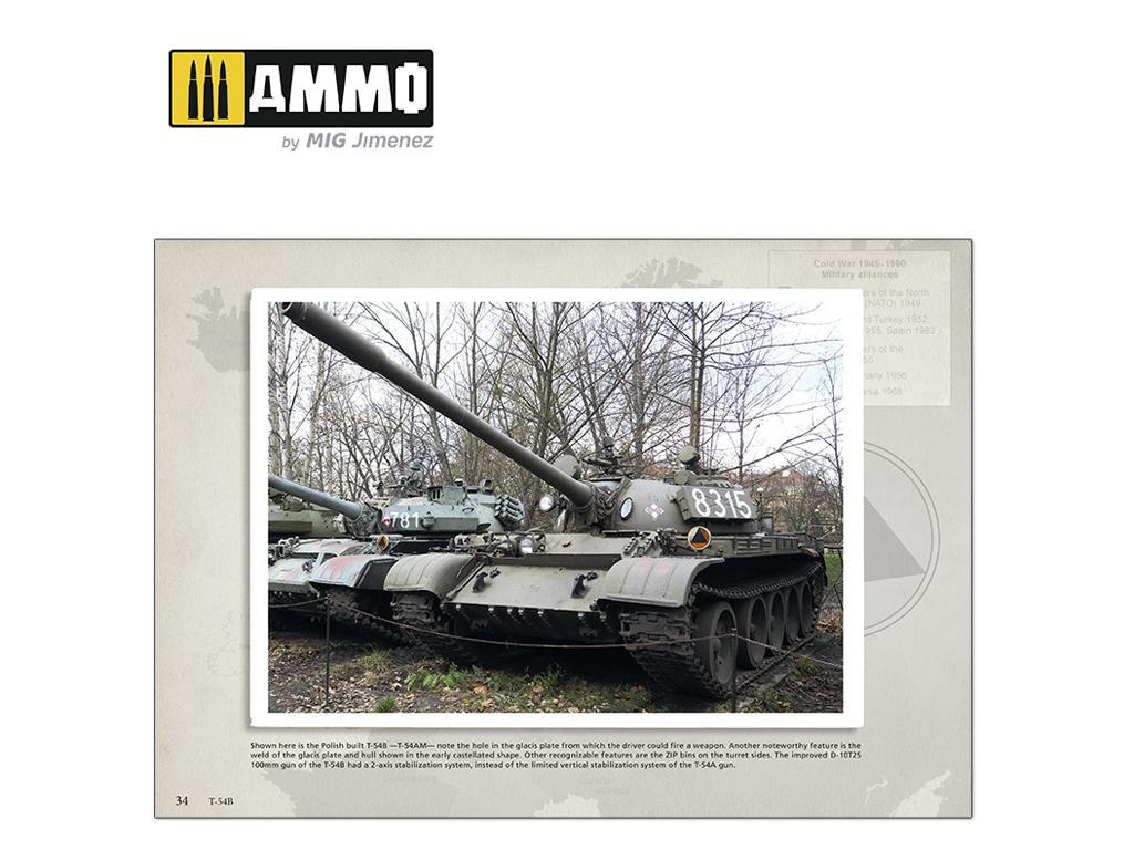 T-54/TYPE 59 – Guia Visual para Modelistas (Vista 6)