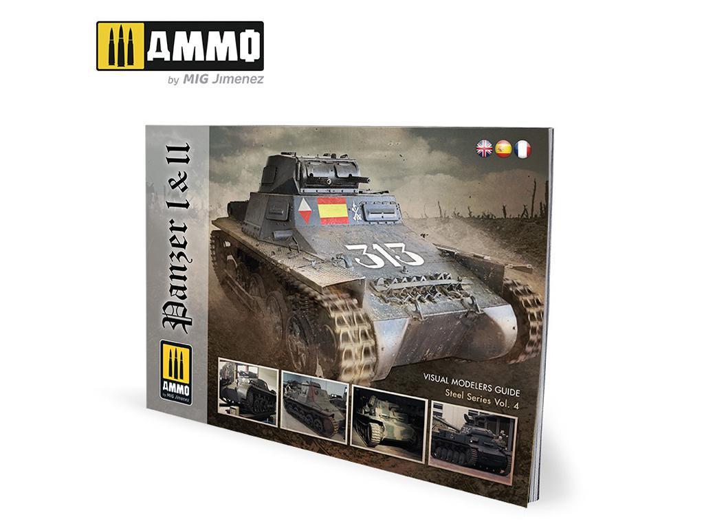 Panzer I & II (Vista 1)