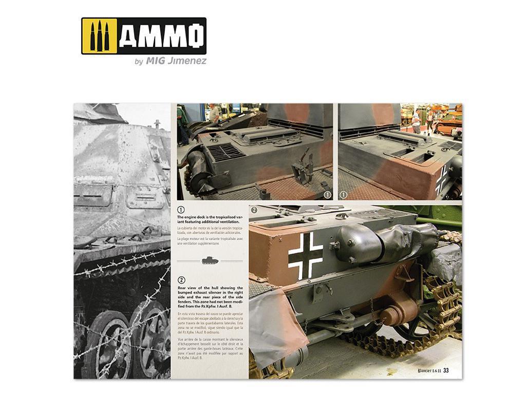 Panzer I & II (Vista 10)