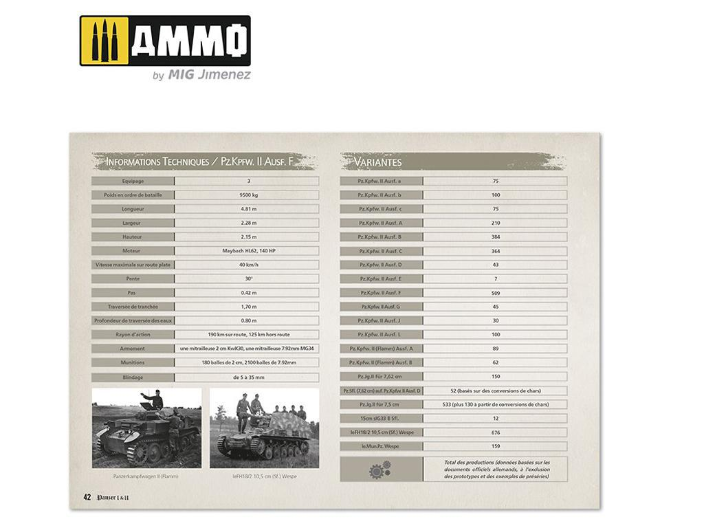 Panzer I & II (Vista 11)