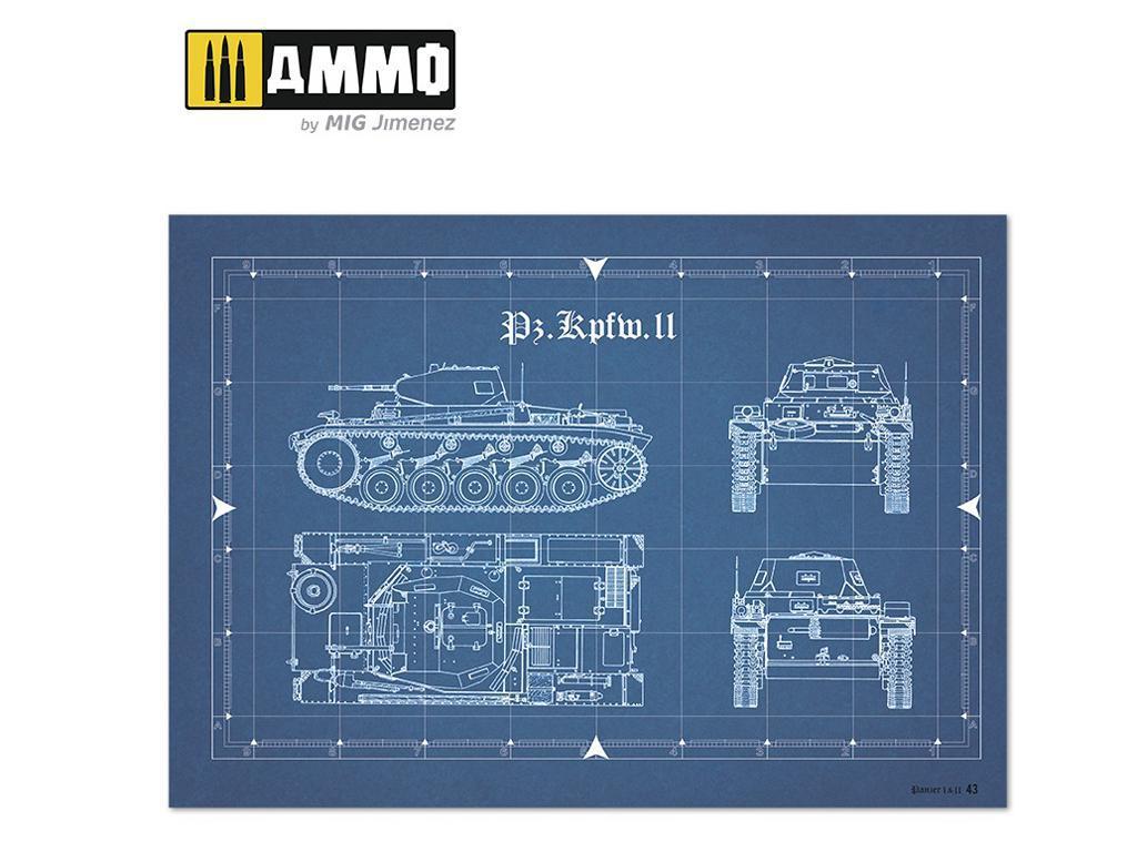 Panzer I & II (Vista 12)