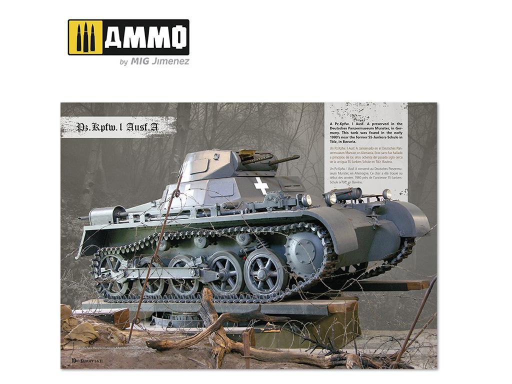 Panzer I & II (Vista 5)