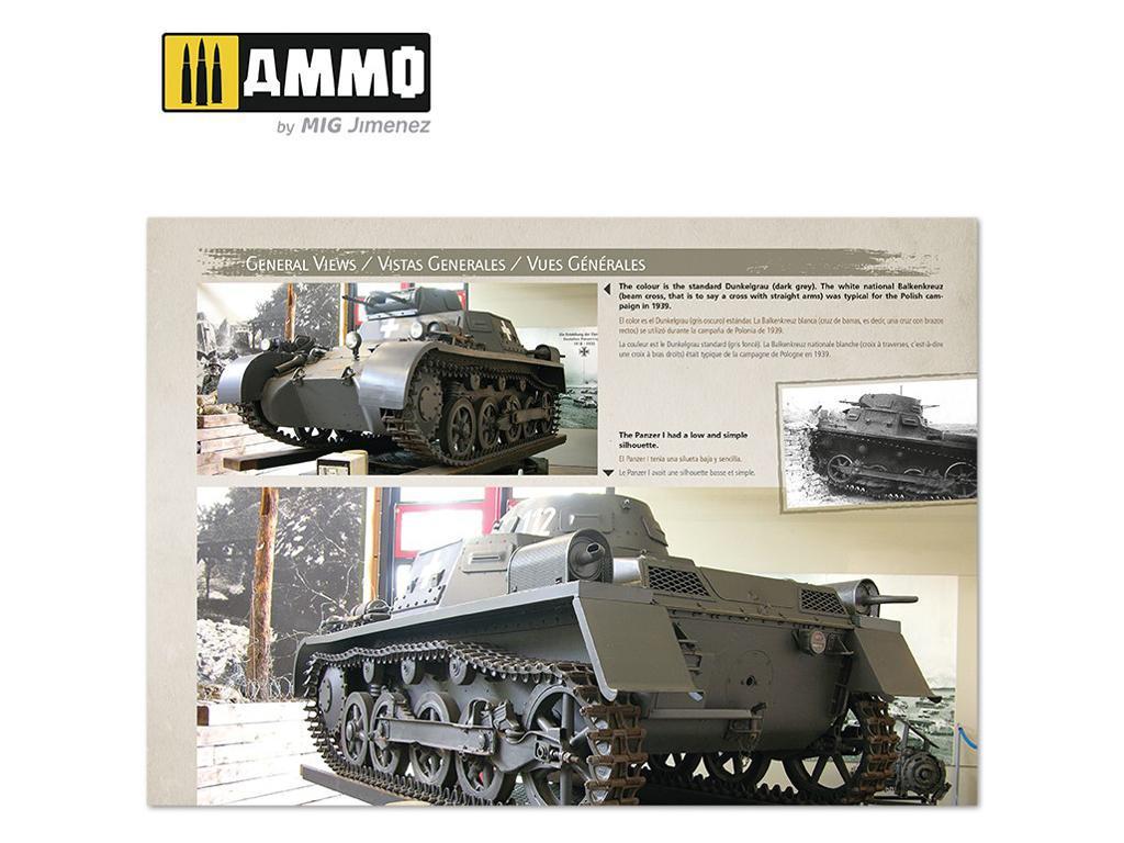 Panzer I & II (Vista 6)
