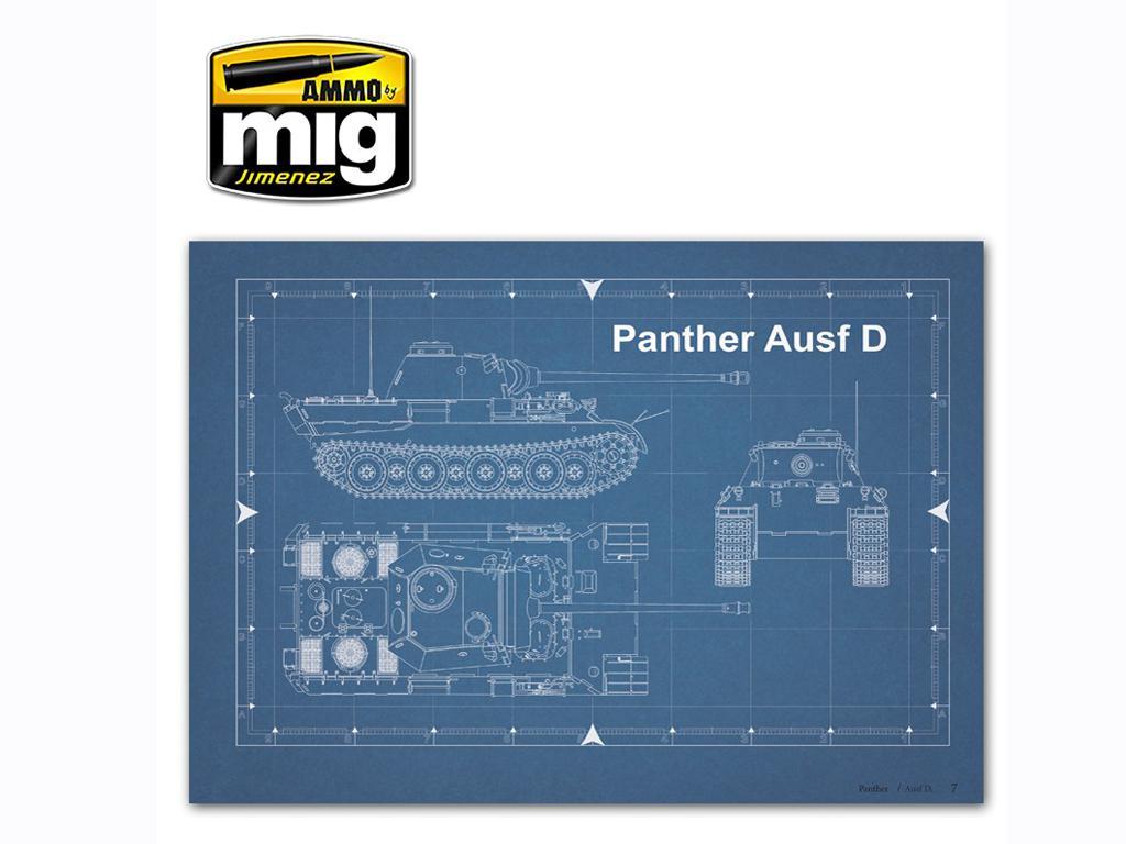 Panther - Guia Visual para Modelistas (Vista 4)