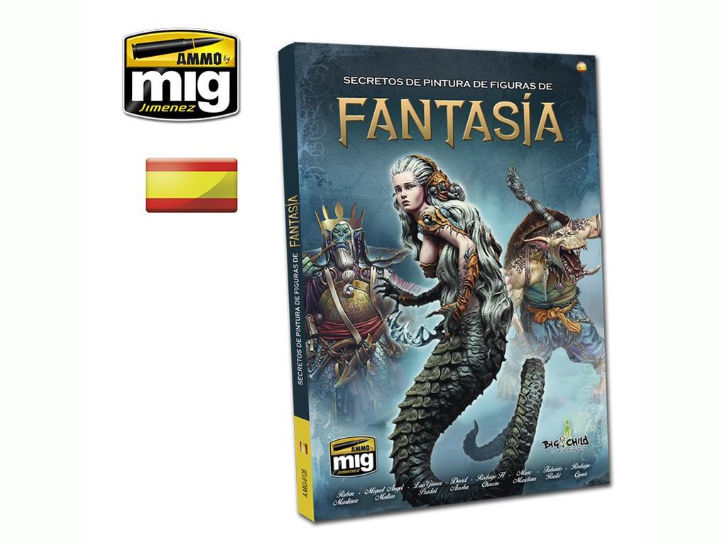 Secretos de Pintura de Figuras de Fantasia (Vista 1)