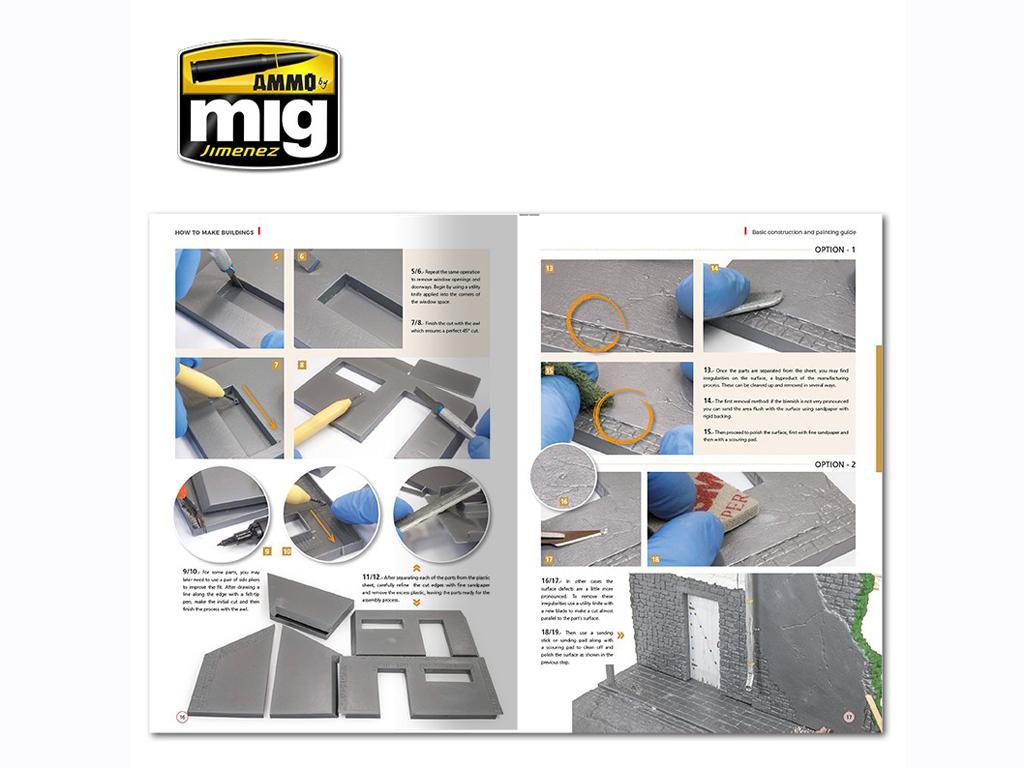 Como Hacer Edificios Guia de Montaje y Pintura (Vista 3)