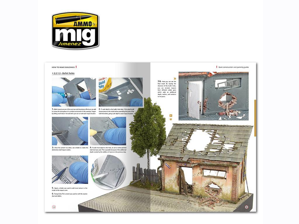Como Hacer Edificios Guia de Montaje y Pintura (Vista 4)