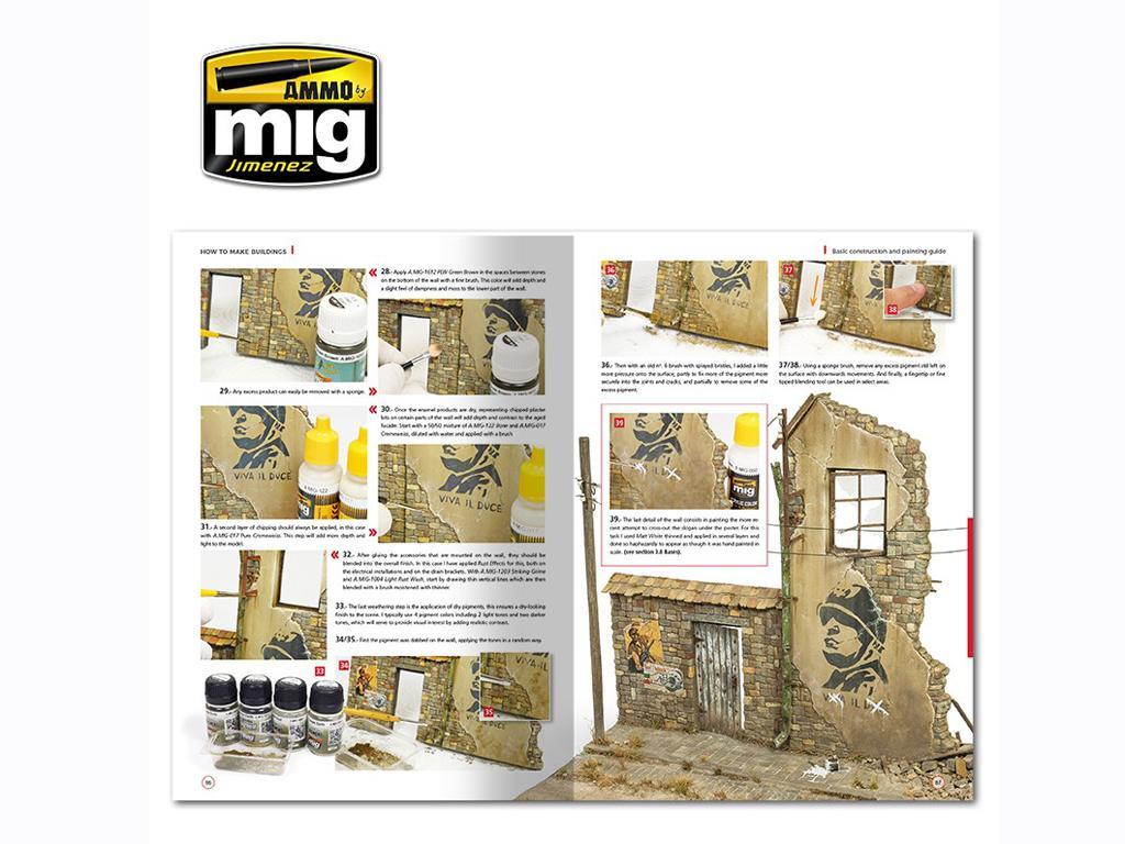 Como Hacer Edificios Guia de Montaje y Pintura (Vista 7)