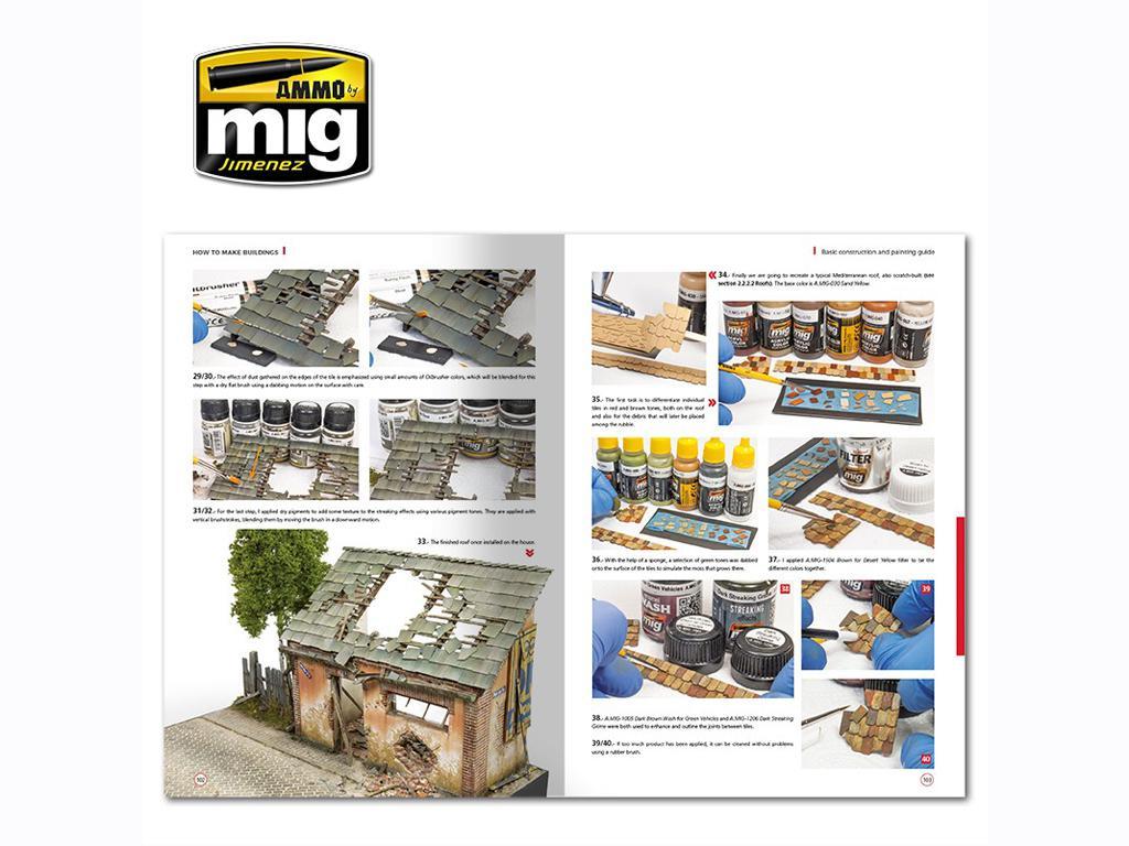 Como Hacer Edificios Guia de Montaje y Pintura (Vista 8)