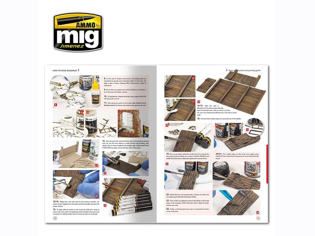 Como Hacer Edificios Guia de Montaje y Pintura (Vista 9)