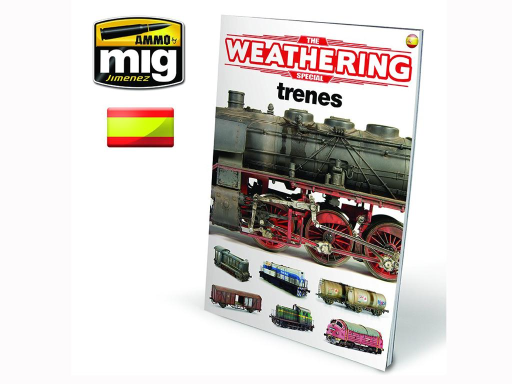 The Weathering Special: Trenes (Vista 1)