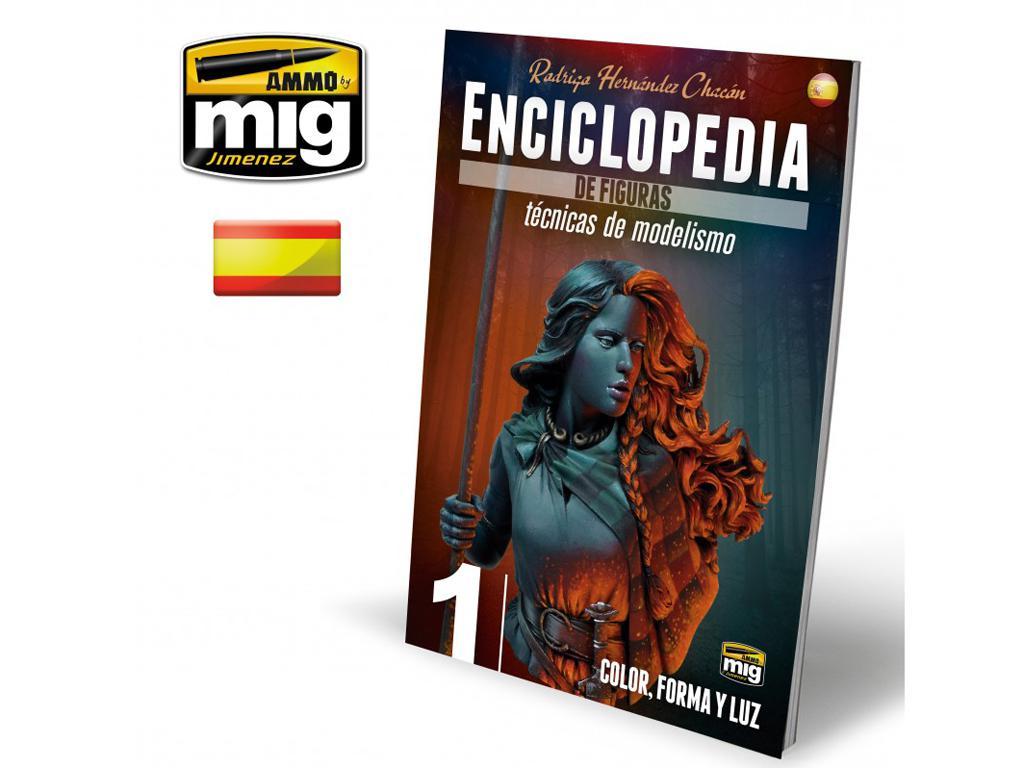 Enciclopedia de Figuras Vol 1 Color , Forma y Luz (Vista 1)