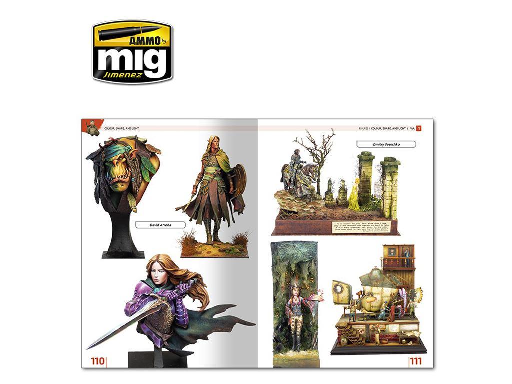 Enciclopedia de Figuras Vol 1 Color , Forma y Luz (Vista 2)